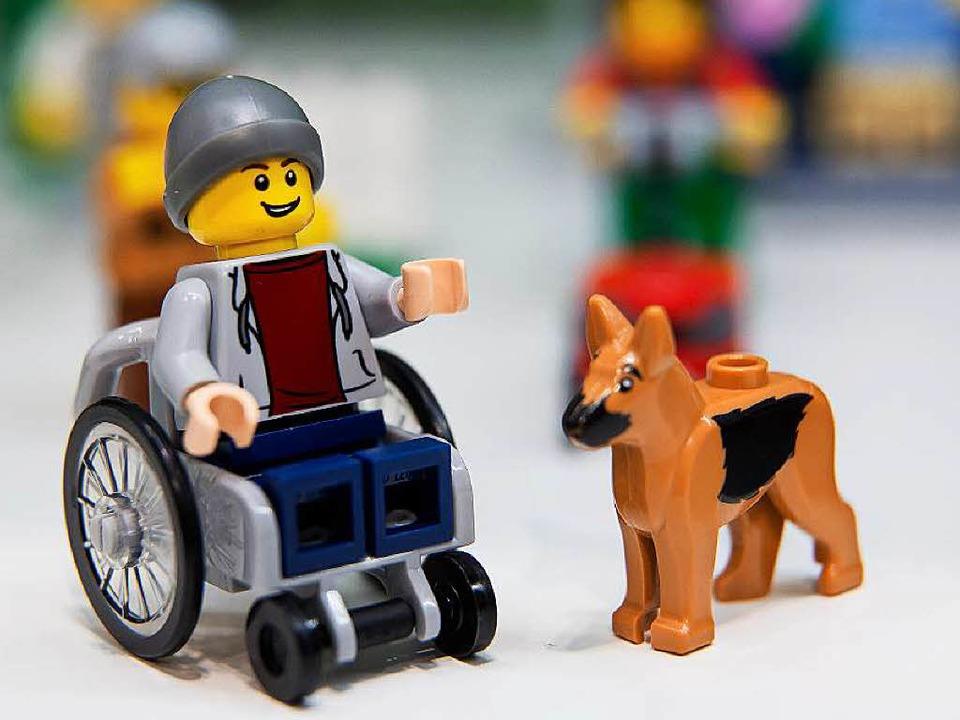Eine kleine Sensation bei Lego.  | Foto: dpa
