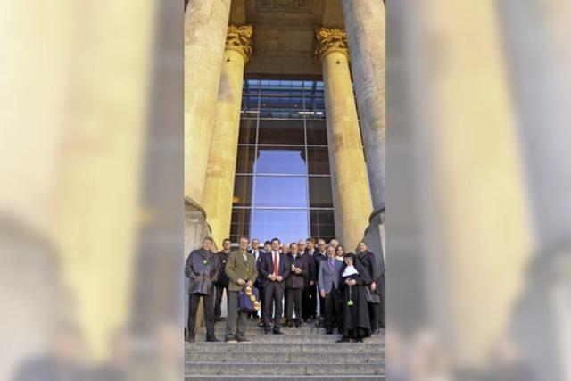 Stimmen zur Entscheidung des Bundestages zum Ausbau der Rheintalbahn