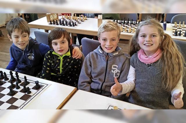 Merian-Grundschule ist Schach-Bezirksmeister