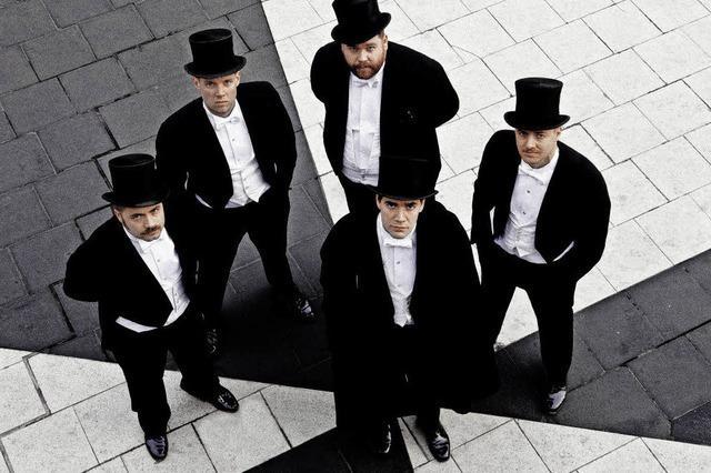 Die Punkrocker The Hives aus Schweden kommen am 25. Juni in die Halle Le Zénith