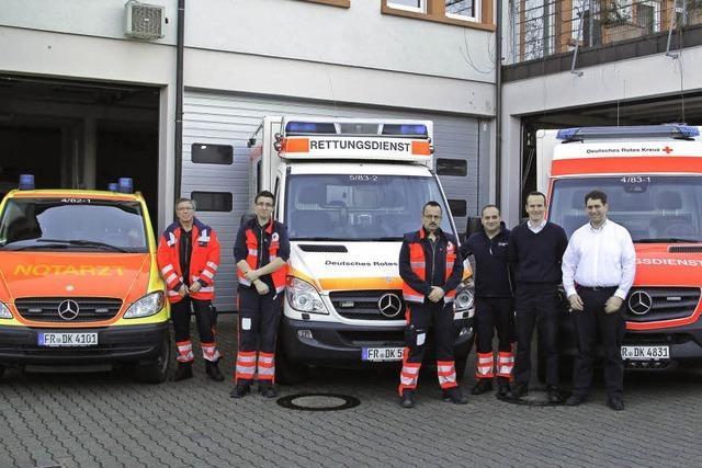 Versorgung im Notfall wird besser