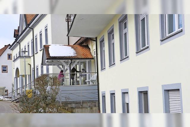 Ausgeglichene Bilanz im Altenheim