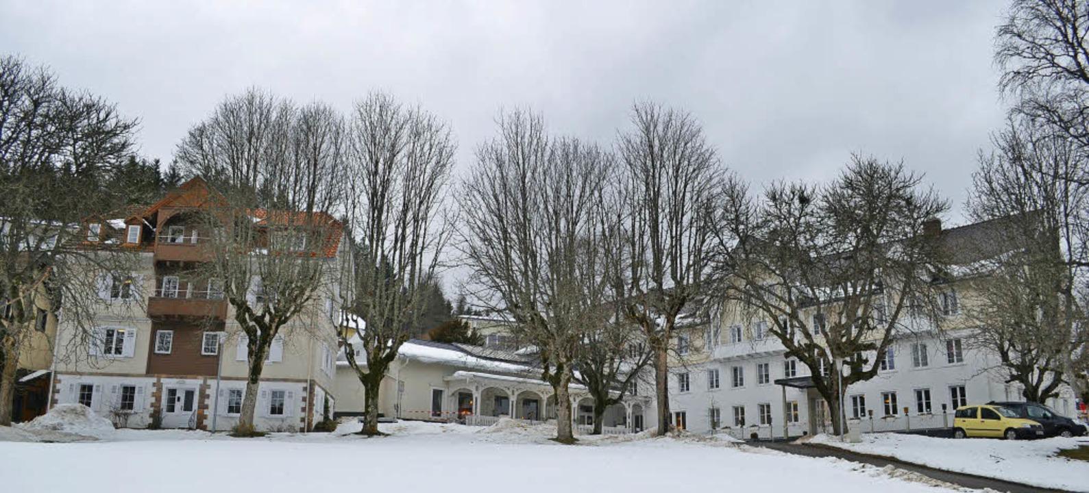 Die Klinik Friedenweiler  zählt zu den...rem Gefahrenpotential. Liane Schilling  | Foto: Liane Schilling