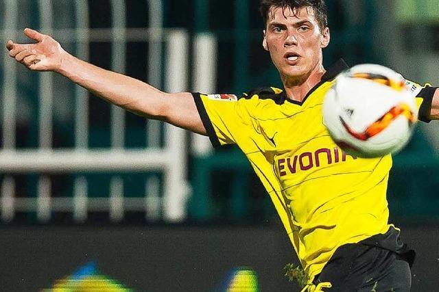 Es ist offiziell: BVB-Talent Pascal Stenzel wechselt zum Sportclub