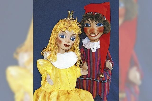 Freiburger Puppenbühne in Staufen