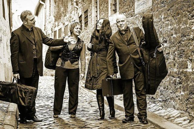 Tango, Klezmer, Musette und Swing im Humboldtsaal Freiburg