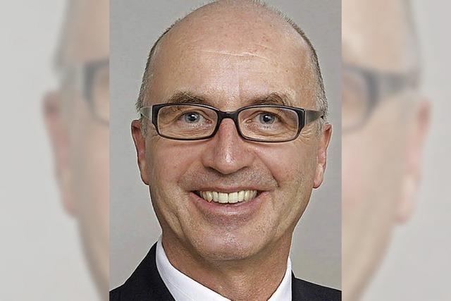 SAGEN SIE MAL...: Über Gerd Dudenhöffer kann er herzhaft lachen