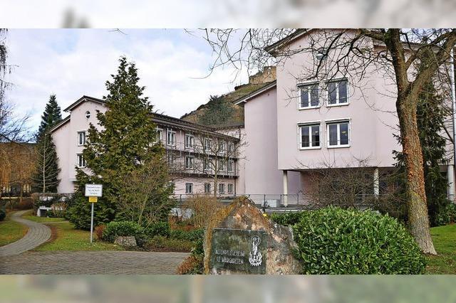 Sieben Millionen für Altenpflegeheim St. Margareten