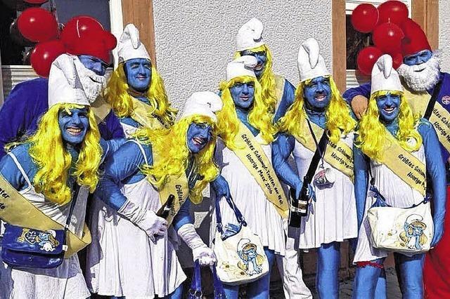 Weiß-blaues Fest ohne Lederhose