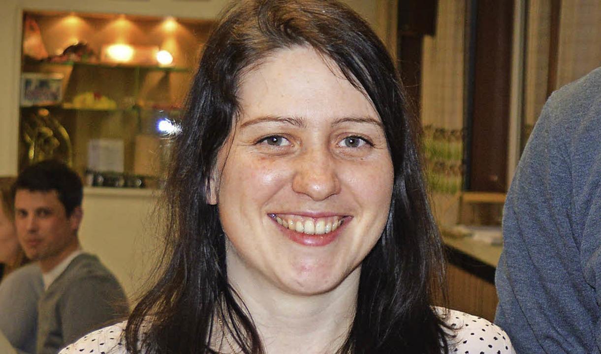 Neue Schriftführerin ist Kerstin Maier.  | Foto: Sandhya Hasswani