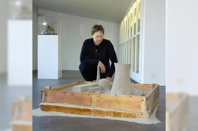 Fünf Bildhauer zeigen besondere Modellwelten