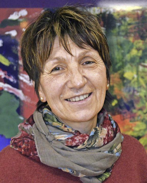 Neue stellvertretende Vorsitzende: Maria Fritz   | Foto: Hrvoje Miloslavic