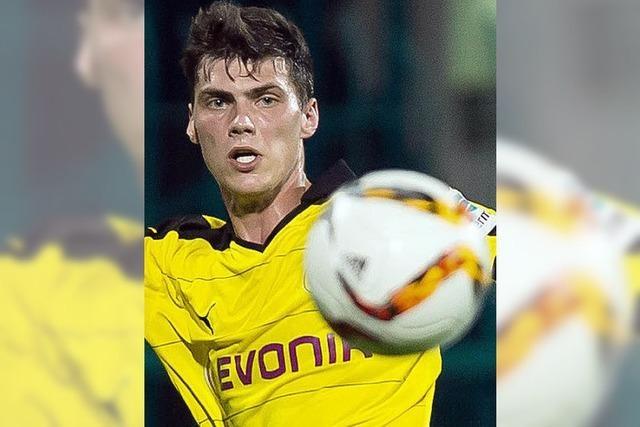 SC verpflichtet BVB-Talent Pascal Stenzel