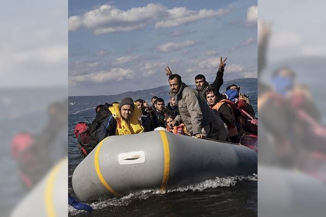 Plan für die Lösung der Flüchtlingskrise