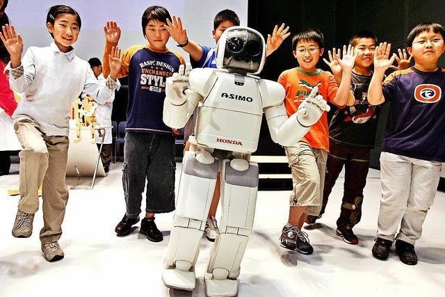 Japan schottet sich ab: Lieber Roboter als Ausländer