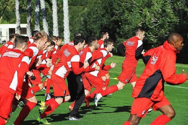 Testspiel entscheidet über Formation gegen Bochum