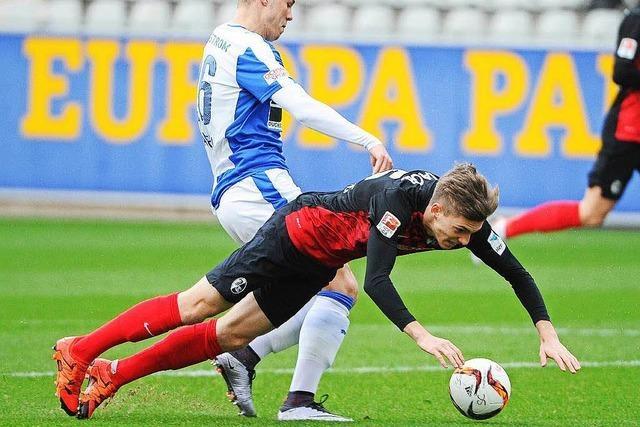SC Freiburg unterliegt Zürich 1:3