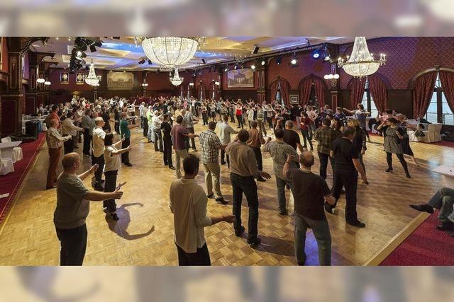 Workshops, Seminare und abends Shows im Europa-Park