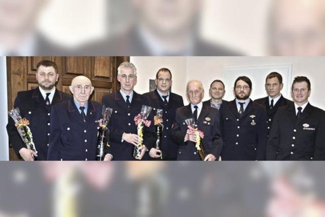 Feuerwehr Leiselheim ist für Zukunft gerüstet
