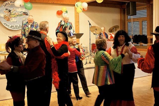 Senioren feiern in Laufenburg