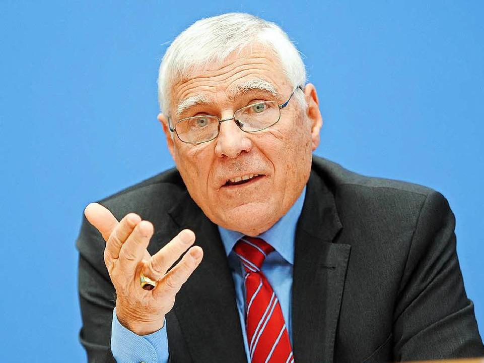 Dieter Imboden    Foto: dpa