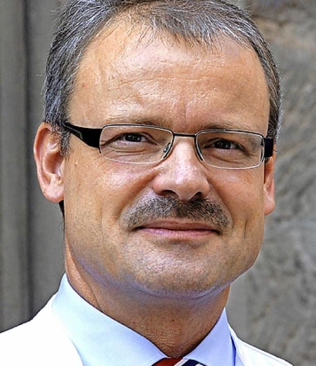 Ärztlicher Leiter Andreas Jakob   | Foto: Ortenau-Klinikum