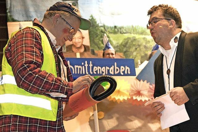 Prunksitzung à la Mainzer Karneval