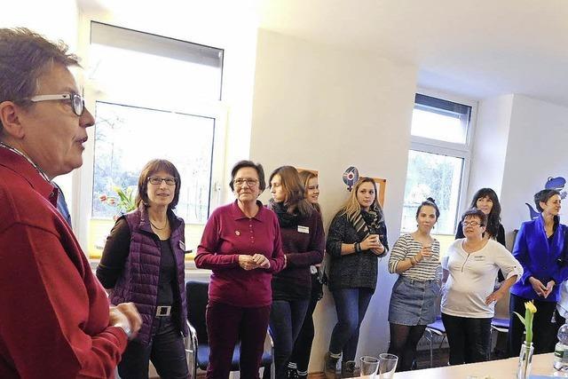 Das Beratungsbüro für Frauen ist jetzt in der Ortenberger Straße