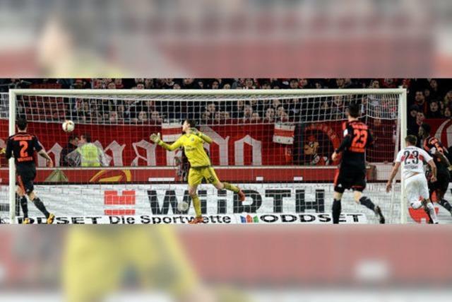 Ungezügelte Freude beim VfB Stuttgart