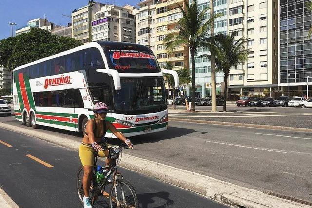 6200 Kilometer: Längste Busstrecke der Welt eröffnet