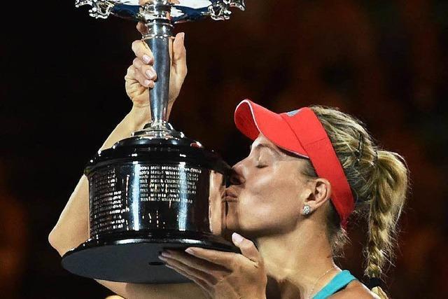 Spiel ihres Lebens: Angelique Kerber und ihr Grand-Slam-Sieg
