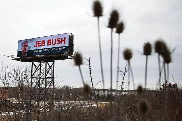 Vorwahlen starten: Iowa setzt eine Marke