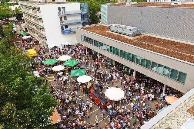 Ein großes Leser-Fest auf dem BZ-Campus