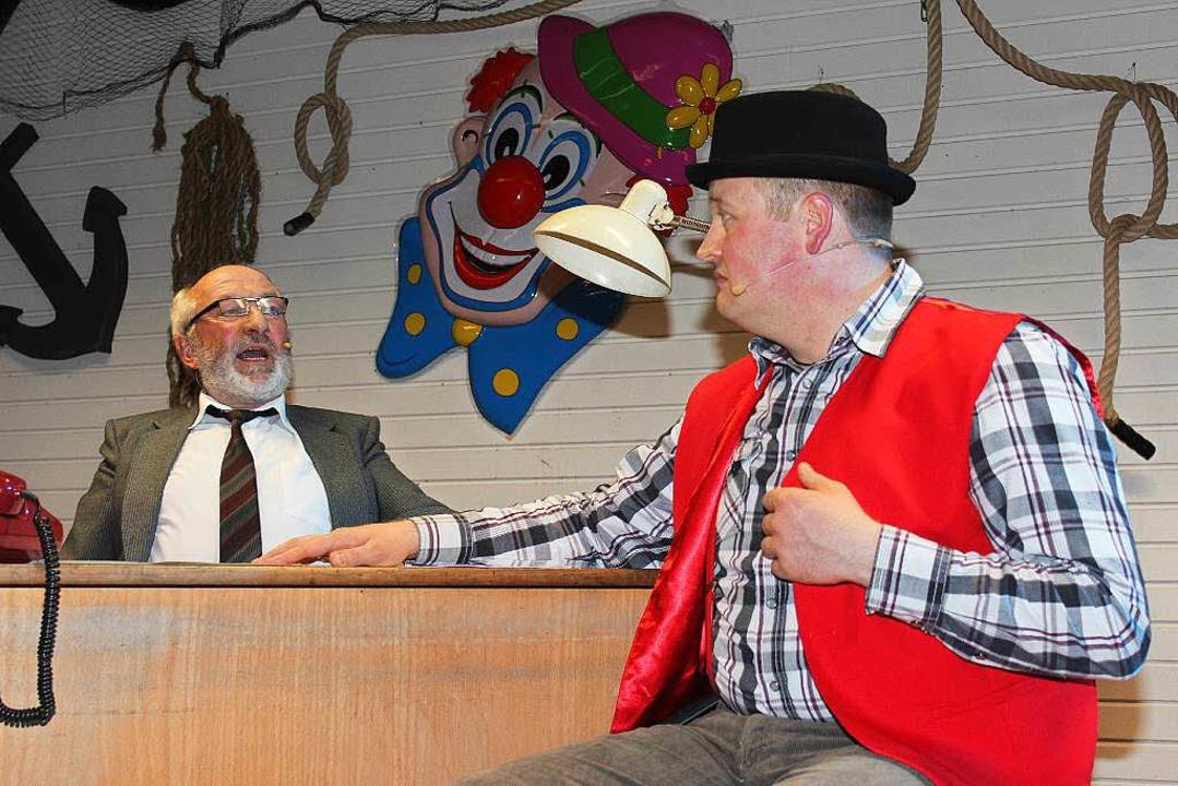 Die Gottemer Variante von Hannes und Bürgermeister  | Foto: Mario Schöneberg