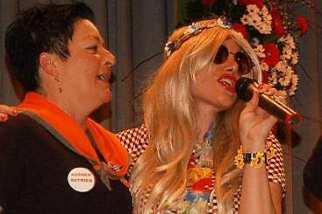 Fotos: Der Buureabend in Minseln macht gute Laune