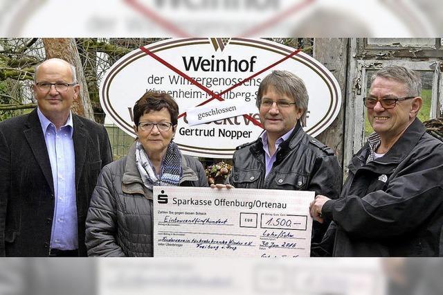 Weinhof Nopper schließt die Pforten