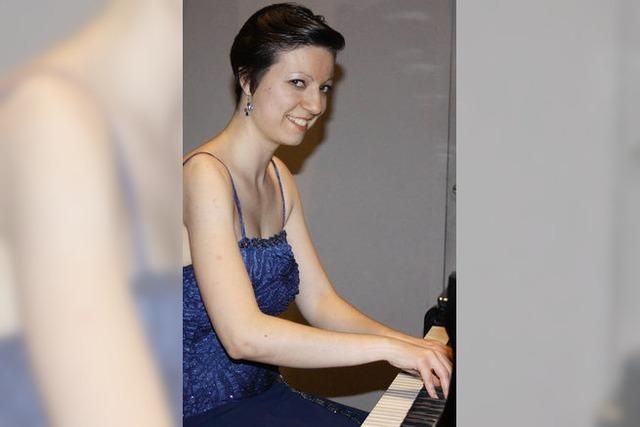 Ein reiner Klavierabend zum Start in die neue Reihe