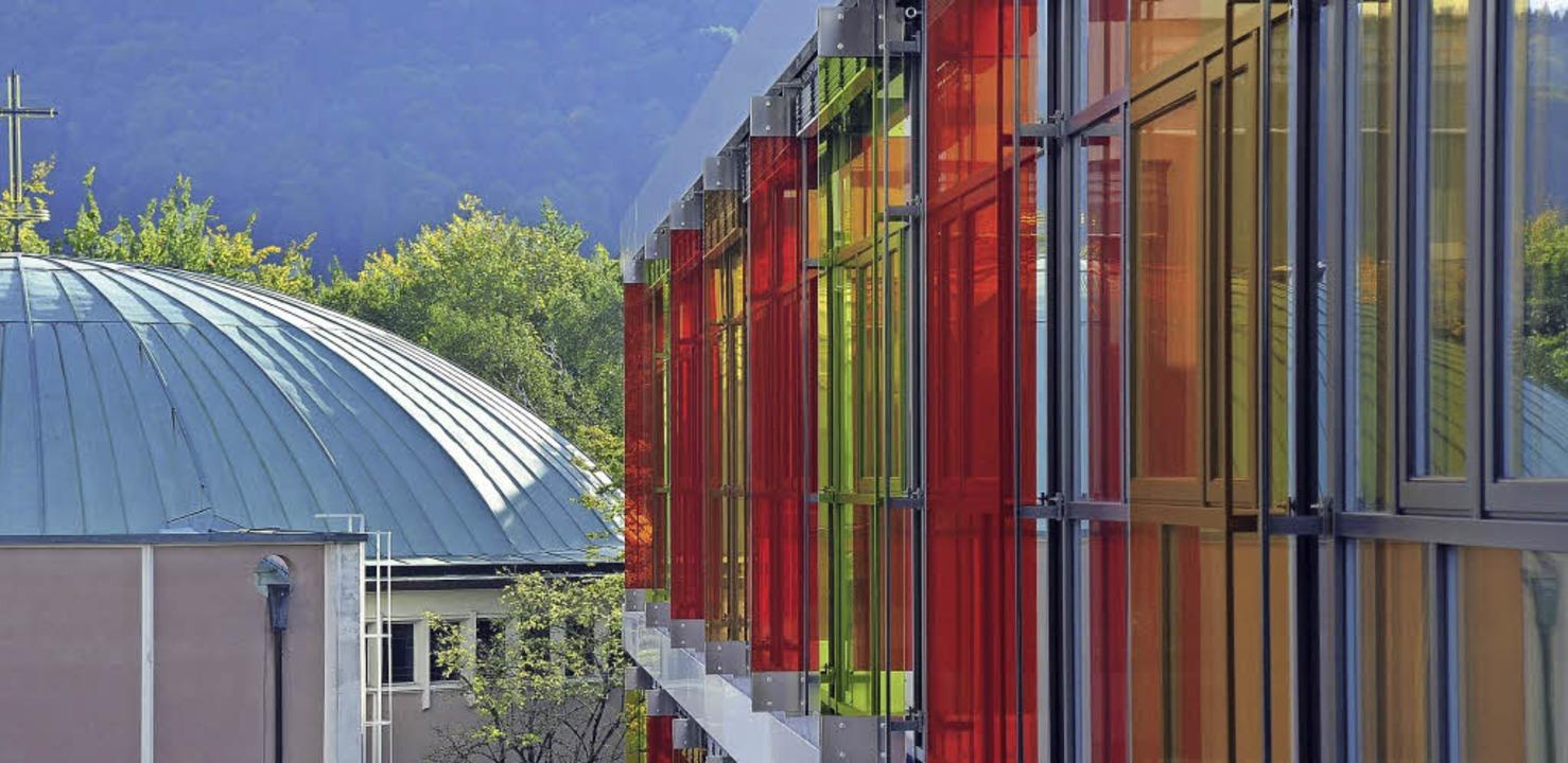 Eine Impression vom Josefskrankenhaus:...12 fertiggestellten Erweiterungsbaus.   | Foto: Thomas Kunz