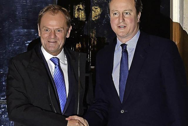 Sonderstatus für die Briten droht die EU zu spalten