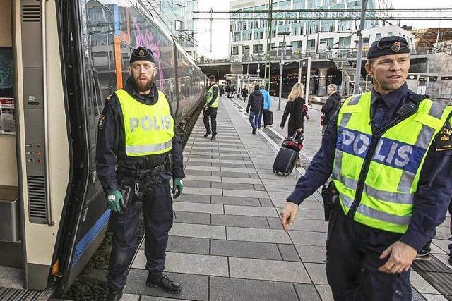 Schwedische Polizei vertuscht Flüchtlingskriminalität