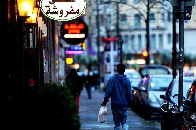Viele junge Nordafrikaner leben schon lange illegal in Europa