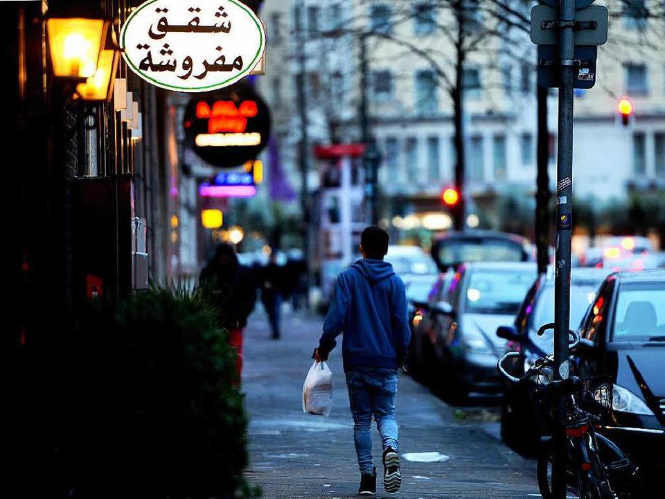 Junge Männer aus den Maghreb-Staaten  fallen durch aggressives Verhalten auf.    Foto: dpa