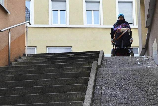 Bad Säckingen streicht 130.000 Euro für Barrierefreiheit