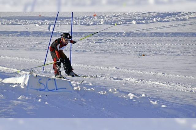 Mit der Jugend des Skiclubs Langenordnach in Titisee-Neustadt