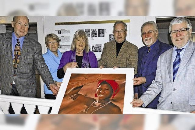 150 Afrika-Bilder fürs Stadtmuseum