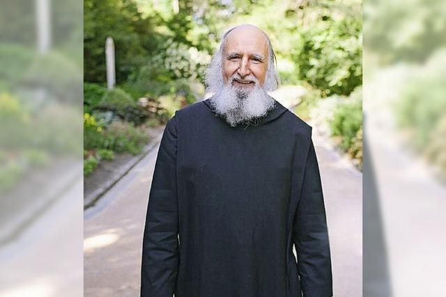 Pater Anselm Grün kommt in den Paulussaal