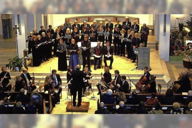 140 Jahre Kirchenchor