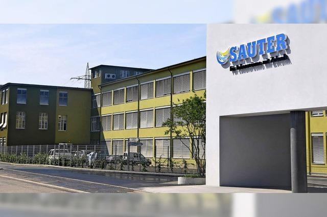 Sauter baut in Basel rund 100 Stellen ab