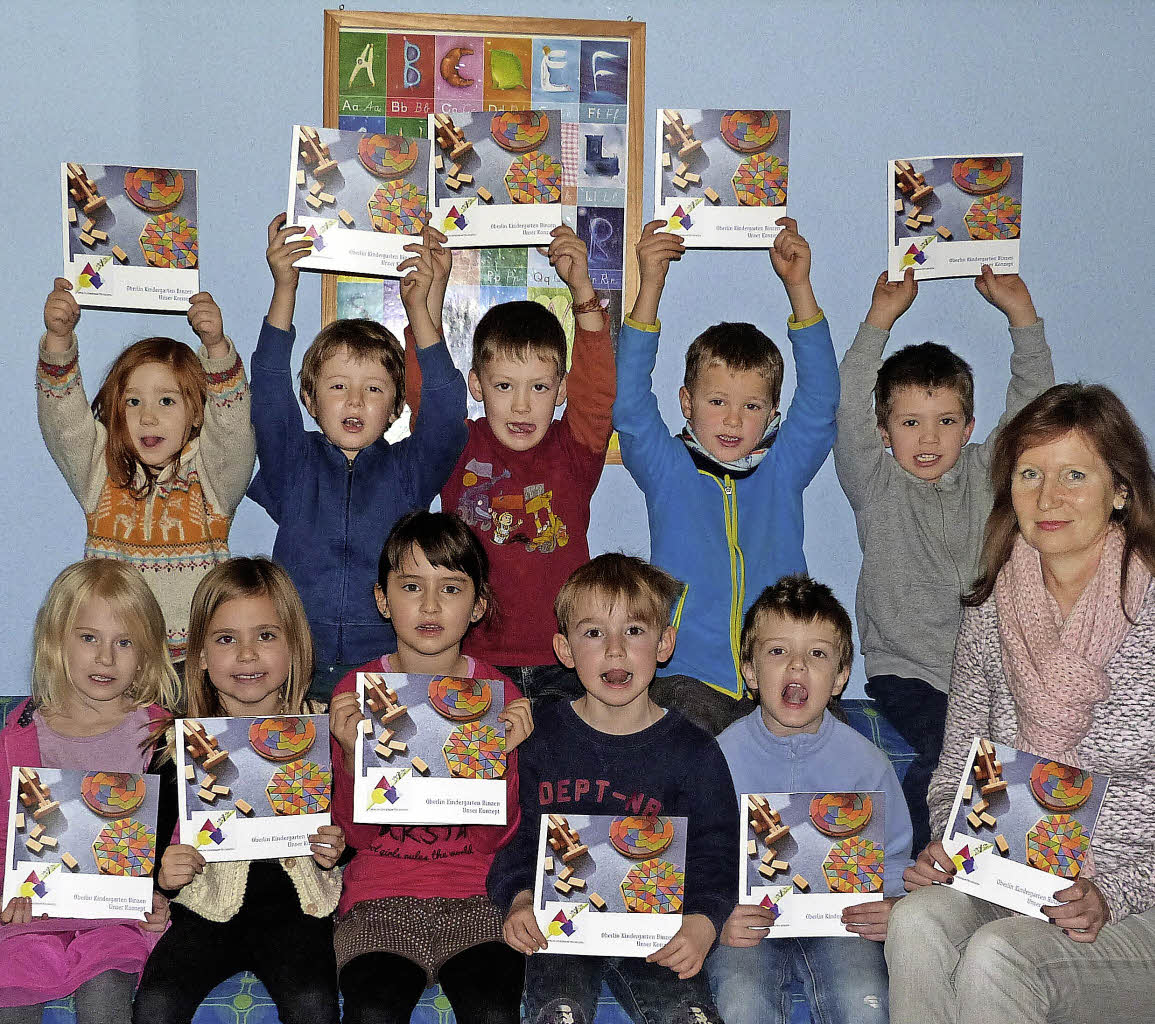 Kindergarten pr sentiert neues konzept binzen badische for Konzept kindergarten