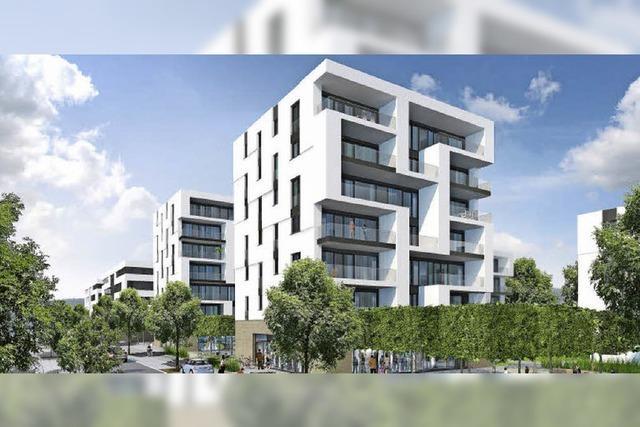 Ein Neubau in Freiburg kostete 2015 im Schnitt 4600 Euro pro Quadratmeter